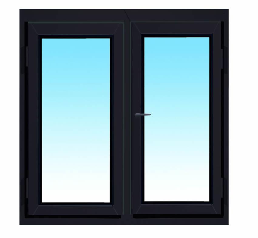Fenêtre alu à la Réunion 974