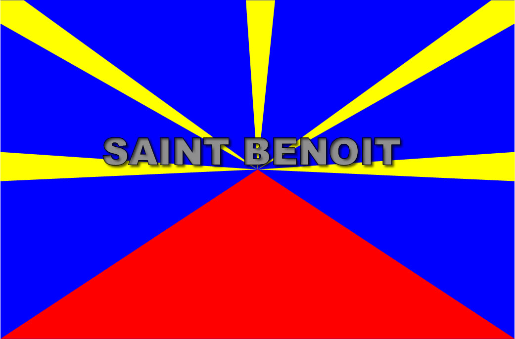 Saint Benoit Réunion 974