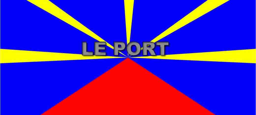 Le Port Réunion 974