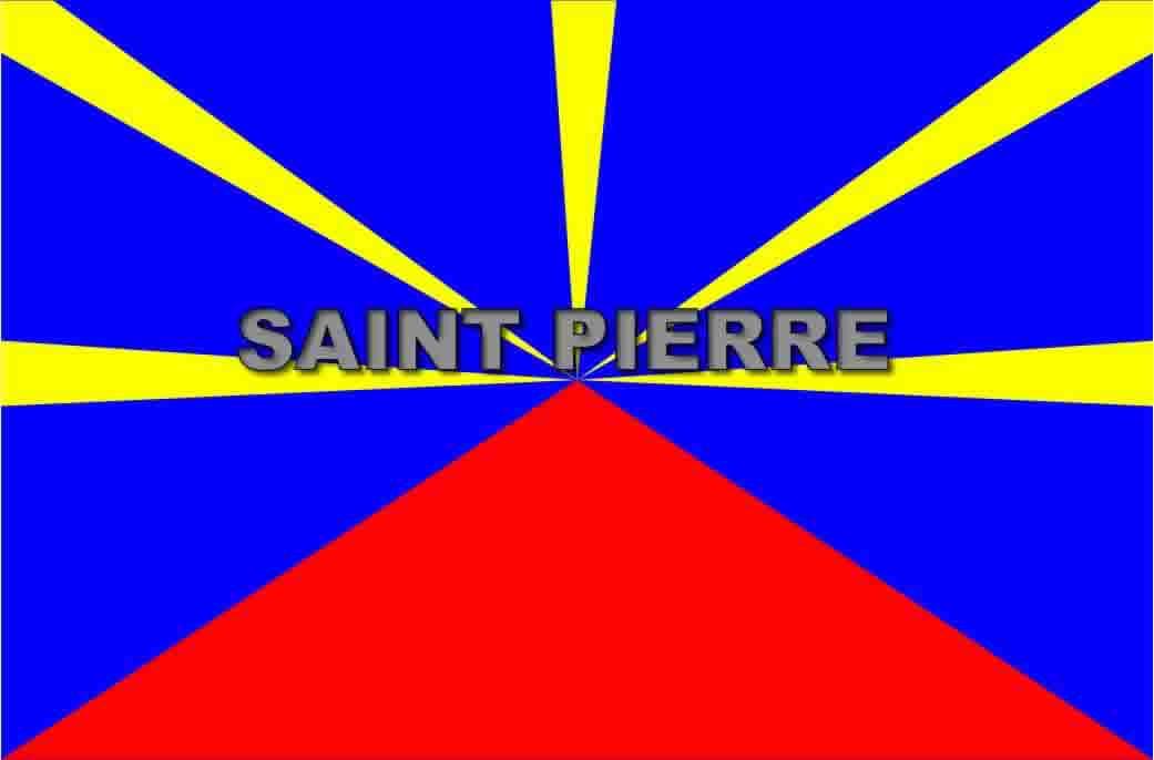 Saint Pierre Réunion 974